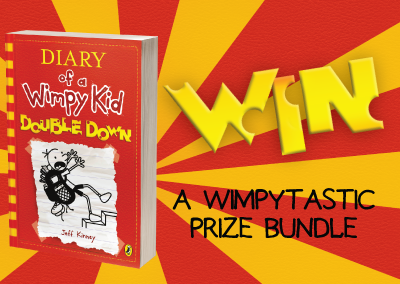 Diary of a Wimpy Kid : Double Down | Competition