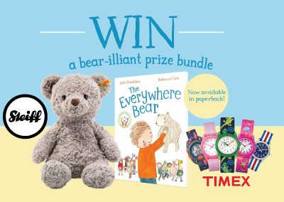 The Everywhere Bear | Competition