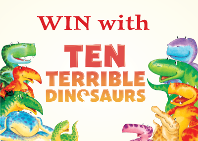 Ten Terrible Dinosaurs | Competition
