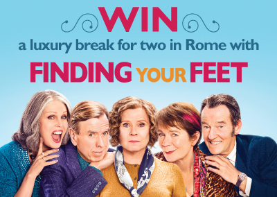 Finding Your Feet | Competition