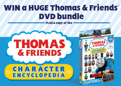 Thomas & Friends Character Encyclopedia | Competition