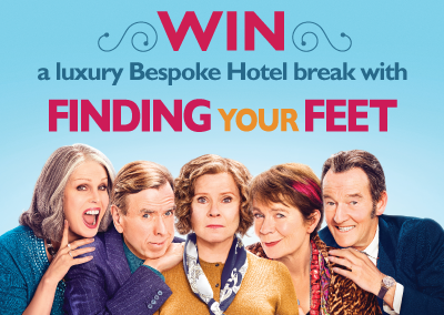 Finding Your Feet | Bespoke Hotels Competition